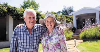 Dispelling the myths about retirement living