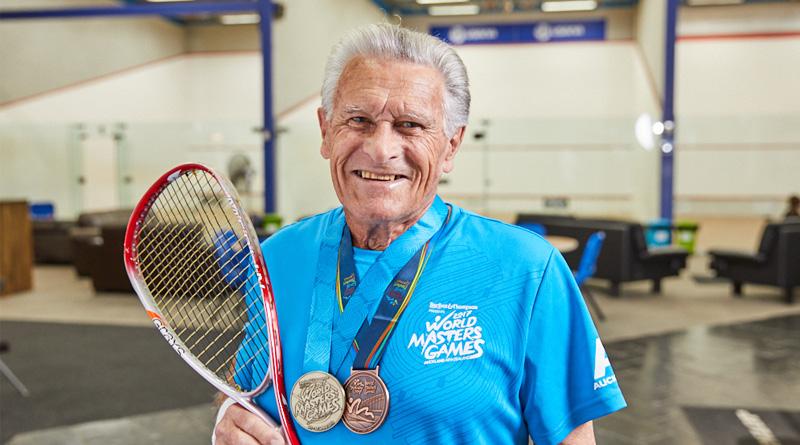 Brian Courts Success at 83